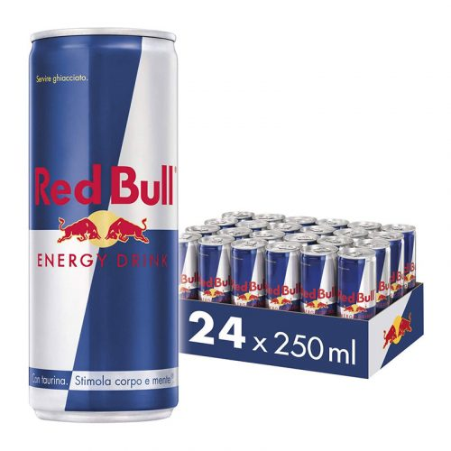 red bull 25 cl 24 lattine