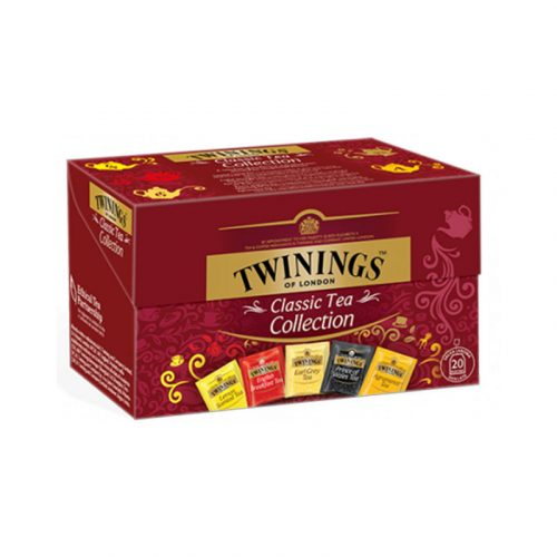 twinings 20 bustine assortite